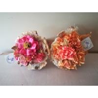 Kimp kuivlilledest diam.18-20cm, saadaval roosa ja oranž, tellimisel märkige sobiv värv