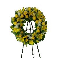 Matusepärg 60x80cm, roosad+valged lilled