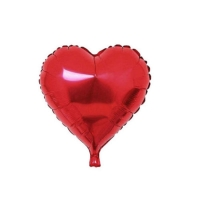 Õhupall punane süda